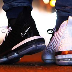 Nike LeBron 16 Equality Pack BQ5969-100 + BQ5969-101   SneakerNews.com Lebron James, Lebron 16, Nike Lebron, Basketball Shoes, Equality, Cleats, Shoe Boots, Nike Air, Jordans