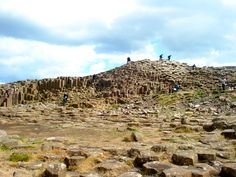 The Giants Causeway, Northern Ireland…  Been there