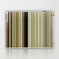 Stripe Laptop & iPad Skin by Fine2art - $25.00