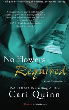 <p>No Flowers Required</p>