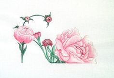 Hey, I found this really awesome Etsy listing at https://www.etsy.com/il-en/listing/49296376/handpainted-pink-peony-slipper