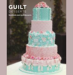 Sweet 17th - Cake by guiltdesserts