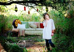 Child Photography | Fashion | Clothing Inspiration | What To Wear For A Photo Session | Pose Idea | Prop Ideas | Teen Girl