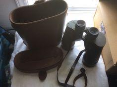 Vintage Bausch & Lomb X 50 w/ Original Case Ebay Web, Binoculars, Sunshine, The Originals, Vintage, Nikko, Vintage Comics