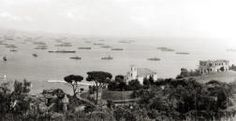 On September 13th, the French Navy steamed into Toulon harbour. While Marseilles Harbour was a mess in the immediate aftermath of the German surrender with 11 large wrecked ships blocking the entrance to La Joliette docks, a channel was quickly cleared and within months 14 US Divisions had been landed there. Once the docks were in working order, 17,000 tons of supplies were landed there each day.