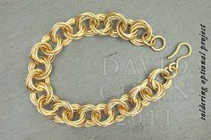 5-ring Mobius Bracelet