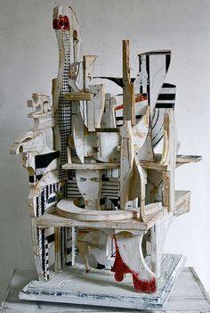 Mikhail Gubin 3D collage: