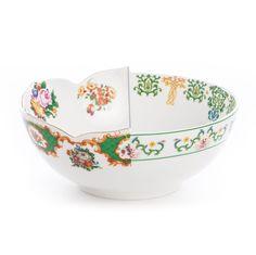 Seletti Hybrid-Zaira Porselen Salata Kasesi
