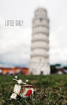 little italy | Piccola Italia | Sara Fernández | Flickr Cool Pictures For Wallpaper, Cute Wallpaper Backgrounds, Cute Wallpapers, Cute Pictures, Tilt Shift Photography, Cute Photography, Pre Wedding Poses, Miniature Photography, Miniature Cars