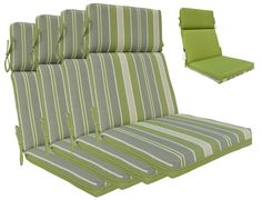 Beautiful High Back Lawn Chair Cushions | Back Support Pillows | Pinterest | Support  Pillows, Lawn And Pillows
