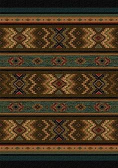 The Yucca Valley Thunder Area Rug is a unique, southwest inspired masterpiece that will beautifully upgrade your home or lodge