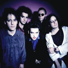 The Cure 1992