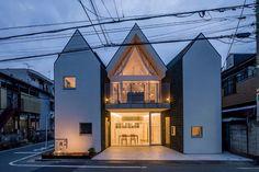 Housecut,© Satoshi Asakawa