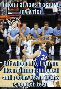 I love Kendall Marshall