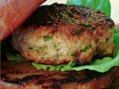 This recipe for tamarind turkey burgers is perfect for backyard grilling. #FoodRepublic