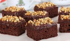 Chocolate fudge nuts
