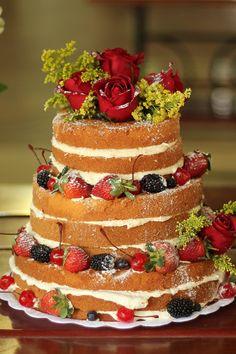 Naked Cake - Doces Penélope
