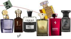 NATALE 2014: UNA FRAGRANZA PER LUI La nostra selezione fragranze per Lui