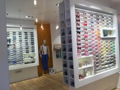 Le Colonel Moutarde : 10 Cheshire Street, in the heart of Shoreditch. The London Bowtie Shop, handmade in Lille, France