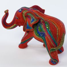 The astounding beaded objects of Kathleen Wegman will be at the Smithsoninan Craft Show, April 27-30.