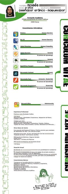 Creative Resumes I can make a web site for my resume like that one - resume site