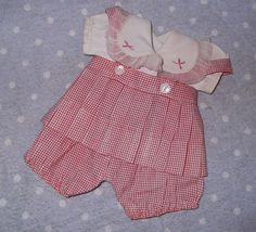 Effanbee factory Orig. Patsy Dress Set - Pristine