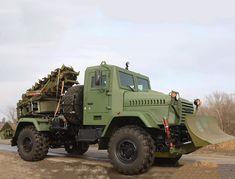 Инженерные войска Вооруженных Сил Украины могут получить новые землеройные машины ПЗМ-3 | Военный информатор