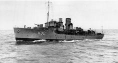 HMS Gentian
