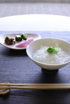 Japanese rice porridge, Okayu お粥