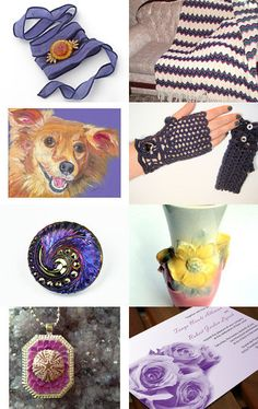 Purple Lavender Whatever by Mary Carrellas on Etsy--Pinned with TreasuryPin.com