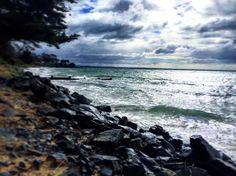 ocean #sea #rocks #pier #sky #cold #mornings #clouds #timber #freezing #sky #light #weather #winter #august #stone #earth #beachlife #destination #scenery #photography #instagram @australiagram @australia_shotz @australia @ig_australia__ @wow_australia @austtraveller @cruising_australia @earthfocus @earthofficial @earth.awesome
