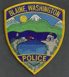 Blaine PD WA