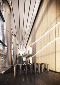 CGarchitect - Professional 3D Architectural Visualization User Community | Gemdale Shenzhen - Lobby - KPF London