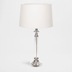 Metal and Glass Lamp - Lamps - Bedroom | Zara Home Sweden