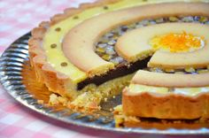 "Crostata ""Lucky Orange"""