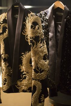 Can you Belieb It? Justin Bieber on His Balmain Look for the Met Gala Couture Fashion, Fashion Show, Girl Fashion, Fashion Outfits, Fashion Design, Prom Outfits, Dolce And Gabbana Man, Embroidery Suits, Best Mens Fashion