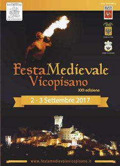 Italia Medievale: Festa Medievale Vicopisano XXII edizione