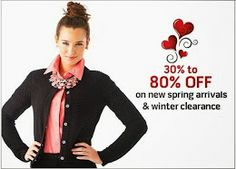 Get 30-80% off on new spring arrivals & winter clearance at #Boscovs.