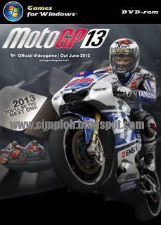 Download Game MotoGP 13 PC Game Full Version Single link