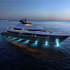"""Stunning Super Yacht"