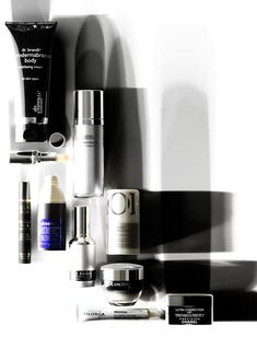 Cosmetic Still Life Photography by Lino Baldissin  – #photography #cosmetic #stillife