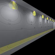 BuR Lighting Bünte und Remmler Lichtplanungen LED Beleuchtung Lagergang Ceiling Lights, Led, Lighting, Home Decor, Light Design, Projects, Homemade Home Decor, Light Fixtures, Ceiling Lamps