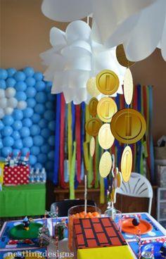 Super Mario Birthday Invitations for beautiful invitation sample