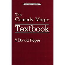 COMEDY MAGIC TEXTBOOK HB by Roper & David Ginn - Book