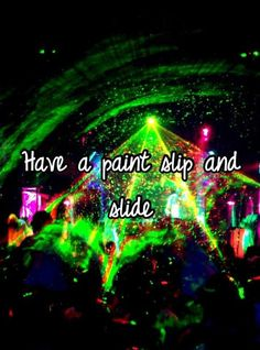 Have a Paint Slip & Slide | Summer Fun Ideas for Teens Bucket Lists you will want to share on Facebook!