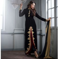 Drape this ethnic wear which trace you to tradition and our culture with a modern twist. So, Look beyond and beautiful in this amazing attire http://goo.gl/vtDltF