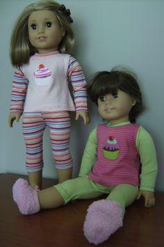 Amy en Audrey - slaapwel