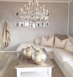 Via. @Lifestyle.Guide #ShabbyChic #Interiors #Decor #Design #HomeDecor #Chic