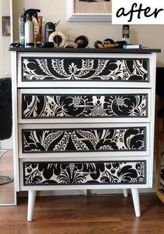 DIY : On dit adieu aux meubles de mélamine!
