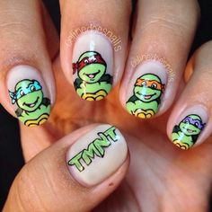 Having some fun with The Teenage Mutant Ninja Turtles! Pinned for Pink Pad, the women's health app with built-in social network. pinkpa.ad